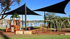 Council and Caravan Playground Equipment
