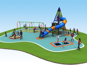 Council Parks and Outdoor Play Areas