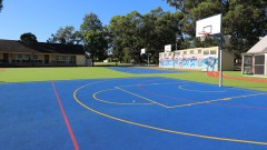 Sports Court Surfacing and Areas